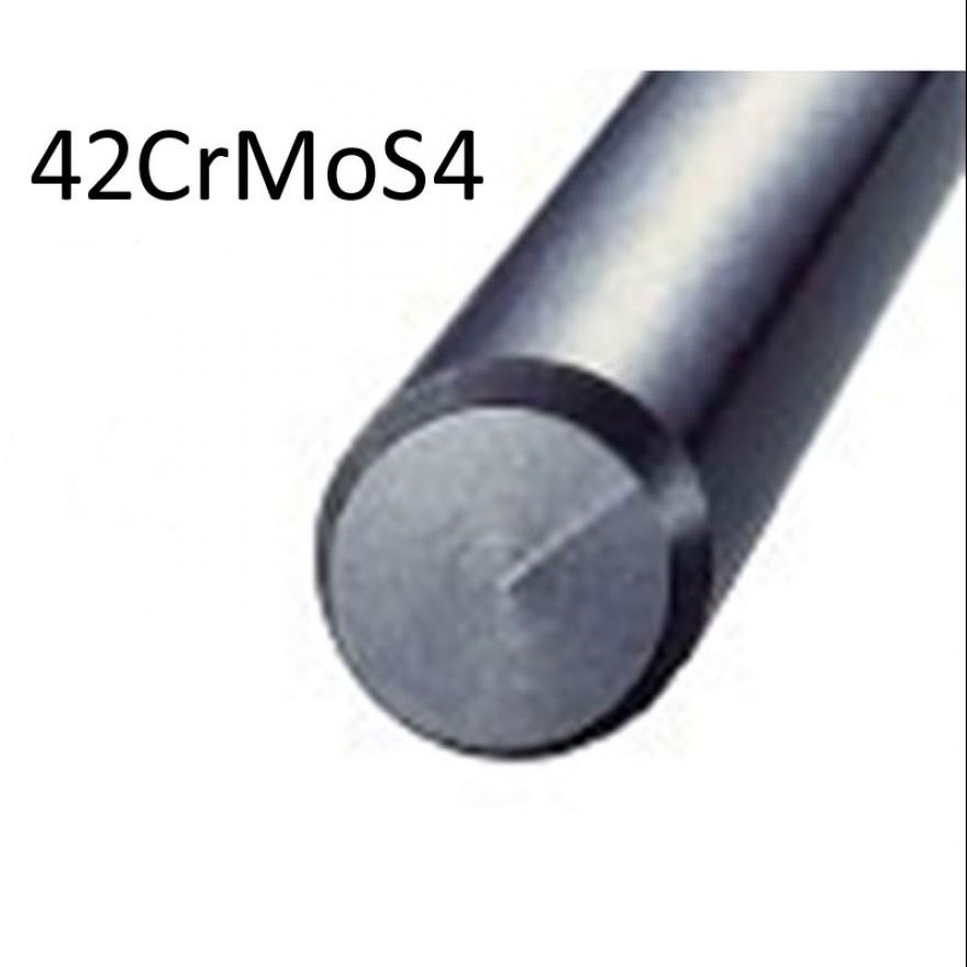 QT 1.7225 blank gezogen gesch/ält h9 C//SH Durchmesser /Ø 60mm x 200mm Rundstahl 42CrMo4