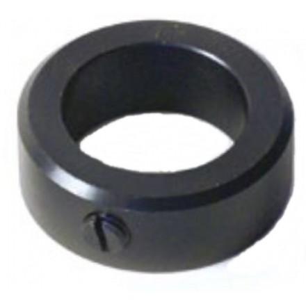 Stellring aus Stahl C45 brüniert für 70mm Wellen ab h9 DIN 705