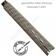 Rund D 15mm h9 Zuschnitt 250mm lang Blankstahl S355J2C+C//SH