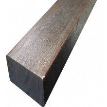 Tool steel square 1.2379 length 500mm